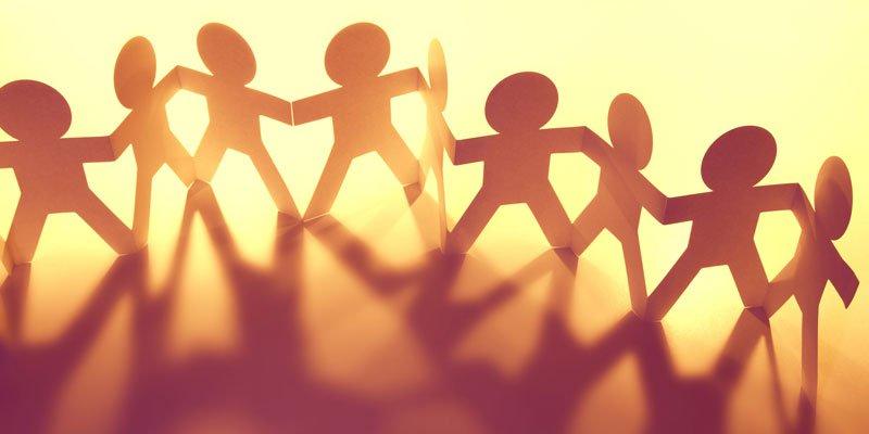 Busque pessoas que compartilham dos seus sonhos - Motivaplan