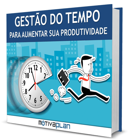 eBook Gestão do Tempo - Motivaplan