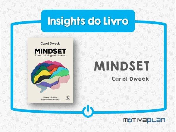 Mindset Carol Dweck - Motivaplan