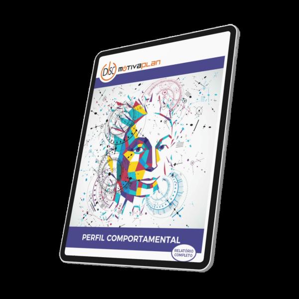 Teste DISC Perfil Comportamental Motivaplan - Relatório Completo