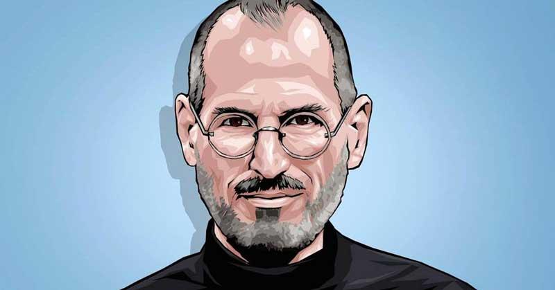 Steve Jobs era um bom líder Motivaplan