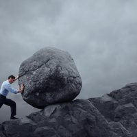 Trabalhar Duro não é mais Garantia de Sucesso