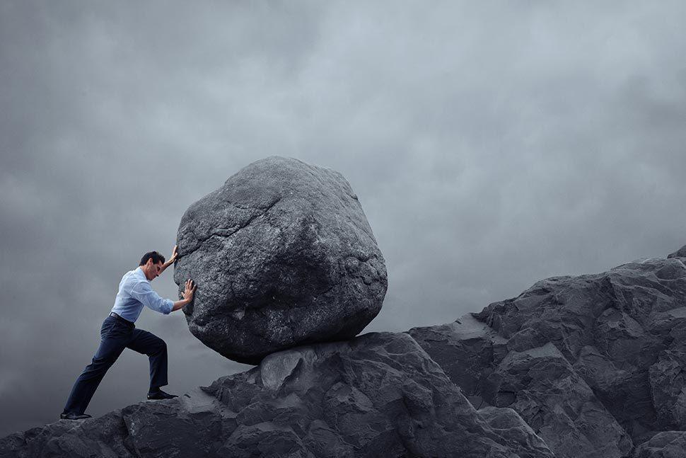 Trabalhar Duro não é mais garantia de sucesso - Motivaplan