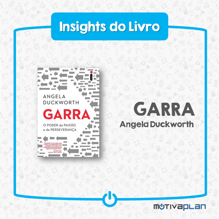 Garra – Angela Duckworth