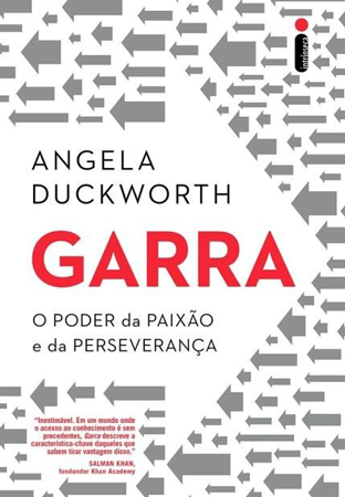 Garra - Angela Duckworth | Motivaplan