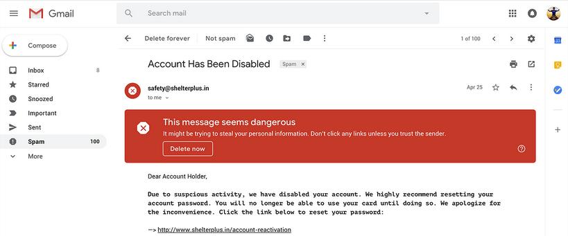 Aviso de Segurança nov Gmail - Motivaplan