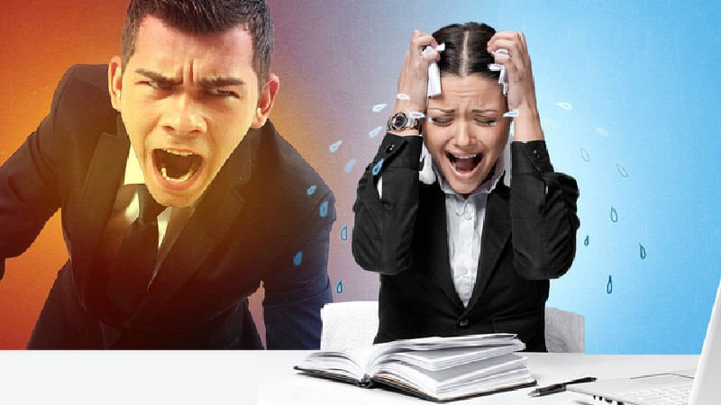 Riscos das relações afetivas no trabalho - Motivaplan