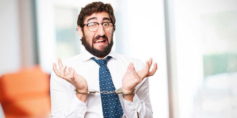 Tipos de Profissionais e Empreendedores Prisioneiro - Motivaplan